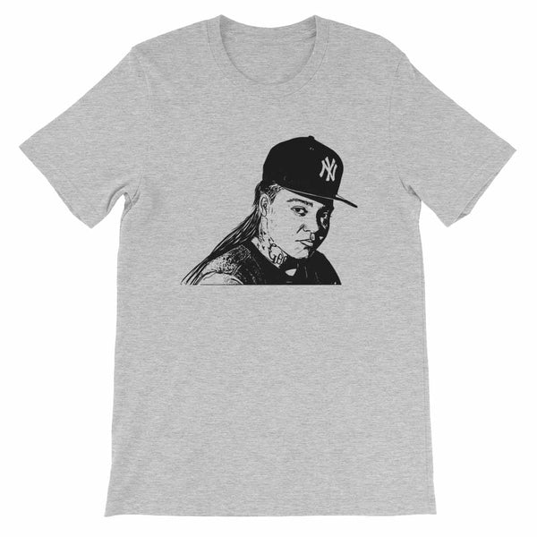 Young M.A. Grey Tee (Unisex) // T-shirt // Babes & Gents // www.babesngents.com