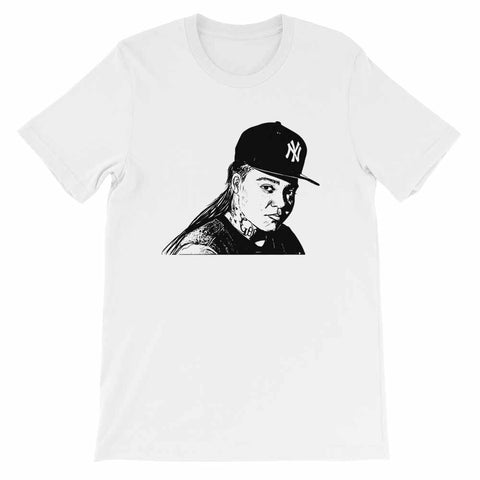 Young M.A. White Tee (Unisex)
