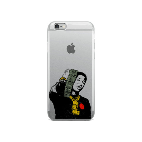 YoungBoy Never Broke Again Apple IPhone Case