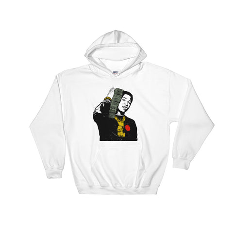 YoungBoy Never Broke Again White Hoodie Sweater (Unisex)