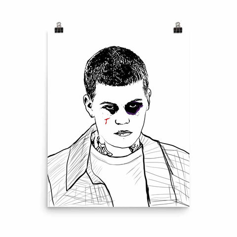 Yung Lean Art Poster (8x10 to 24x36)