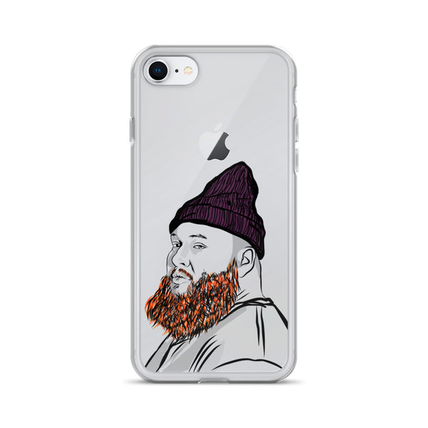Action Bronson Apple IPhone Case // Babes & Gents // www.babesngents.com