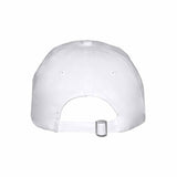 Post Malone White Iverson Stoney White Hat/Cap