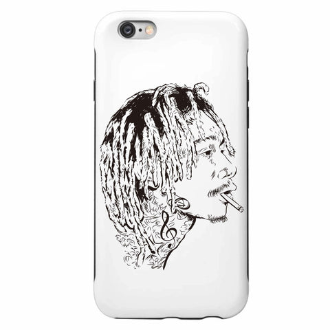 Wiz Khalifa mistercap Apple IPhone 4 5 5s 6 6s Plus Samsung Galaxy Cell phone Case // taylor gang
