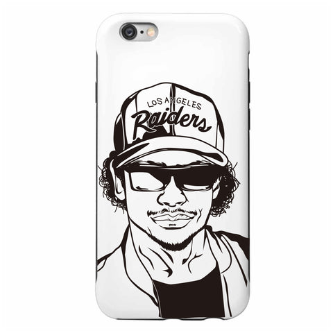 Eazy-E Apple IPhone 4 5 5s 6 6s Plus Galaxy Case // hip hop eazye NWA