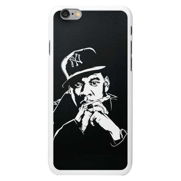 Jay Z Apple IPhone 4 5 5s 6 6s Plus Galaxy Case // hip hop Jay-Z brooklyn // Babes & Gents // www.babesngents.com