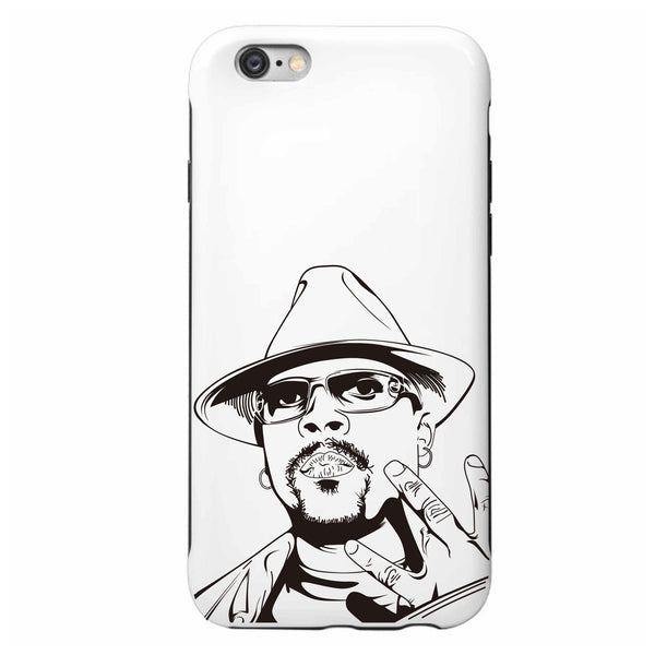 Nate Dogg Apple IPhone 4 5 5s 6 6s Plus Galaxy Case // hip hop // Babes & Gents // www.babesngents.com