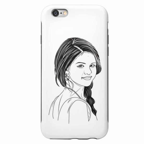 Selena Gomez Revival Apple IPhone 4 5 5s 6 6s Plus Samsung Galaxy Cell phone Case // Babes & Gents // www.babesngents.com