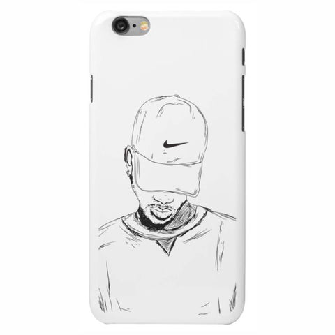 Bryson Tiller Apple IPhone 4 5 5s 6 6s Plus Samsung Galaxy Cell phone Case // madness pen griffey trapsoul