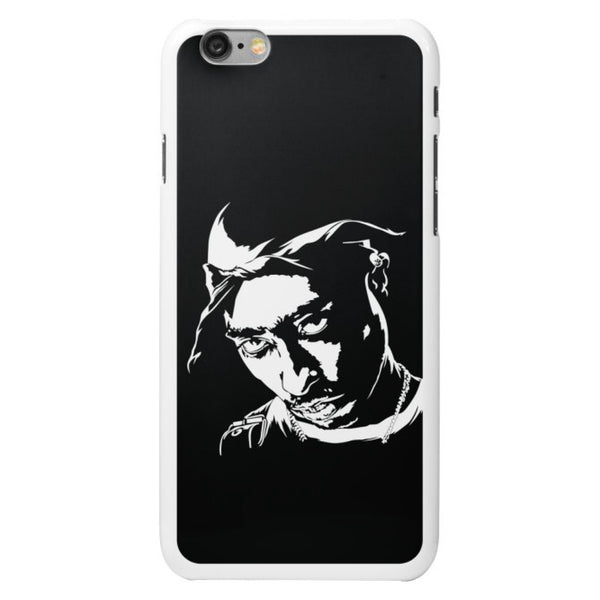 Tupac Shakur Apple IPhone 4 5 5s 6 6s Plus Galaxy Case // Hip Hop Thug Life California // Babes & Gents // www.babesngents.com
