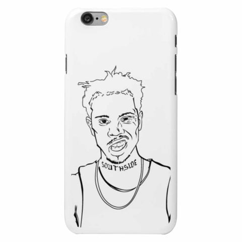 Vic Mensa u mad Apple IPhone 4 5 5s 6 6s Plus Samsung Galaxy Cell phone Case // savemoney traffic chicago beatdown