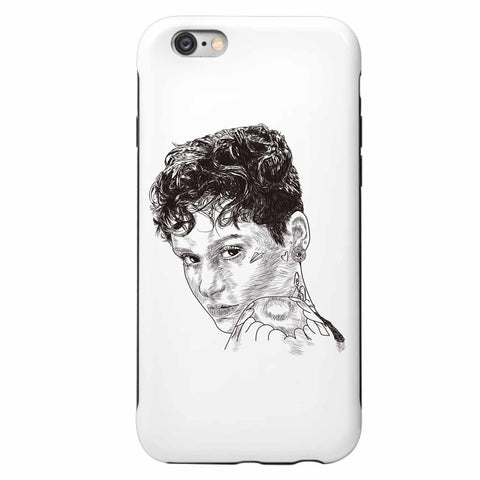 Kehlani Gangsta Apple IPhone 4 5 5s 6 6s Plus Galaxy Case