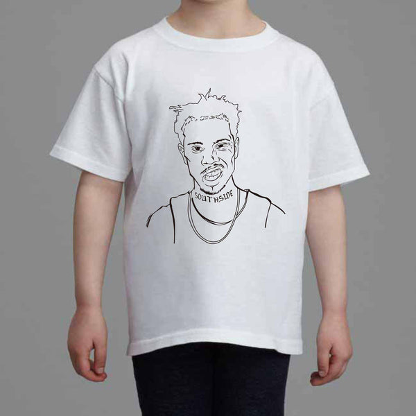 Vic Mensa u mad Kids White Tee (Unisex) // savemoney traffic chicago beatdown // Babes & Gents // www.babesngents.com