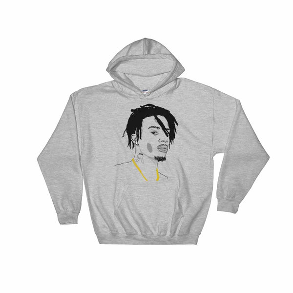Playboi Carti Grey Hoodie Sweater (Unisex) , Babes & Gents, Ottawa
