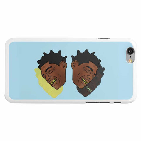 Kodak Black Blue Apple IPhone 4 5 5s 6 6s Plus Galaxy Case