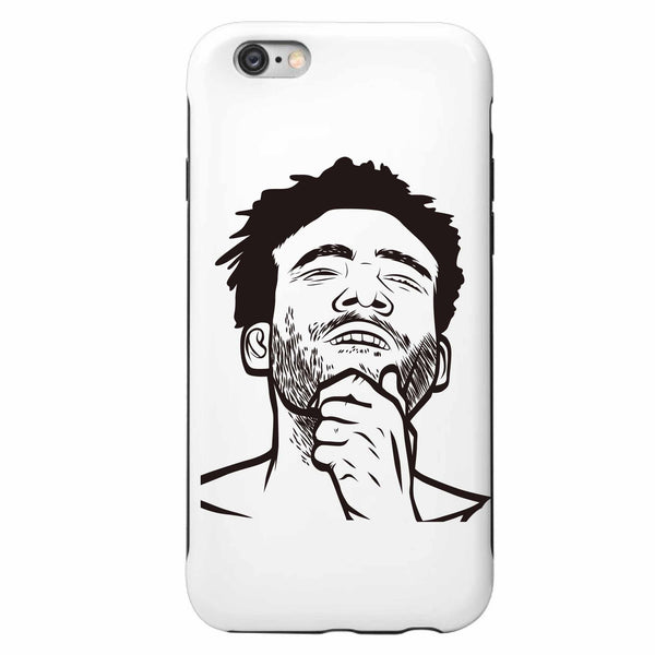 Childish Gambino Apple IPhone 4 5 5s 6 6s Plus Galaxy Case // Donald Glover 3005 STN MTN/Kauai Because the Internet // Babes & Gents // www.babesngents.com