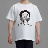 Childish Gambino Kids White Tee (Unisex) // Donald Glover 3005 STN MTN/Kauai Because the Internet // Babes & Gents // www.babesngents.com