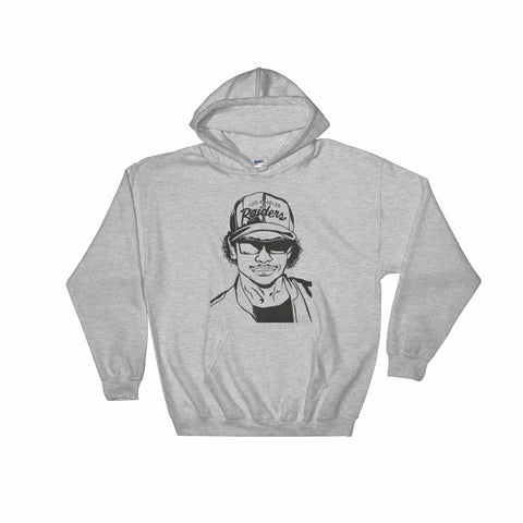 Eazy-E Grey Hoodie Sweater (Unisex)