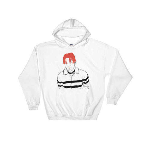 Lil Yachty White Hoodie Sweater (Unisex)