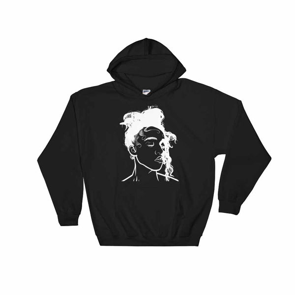 FKA Twigs Black Hoodie Sweater (Unisex) , Babes & Gents, Ottawa