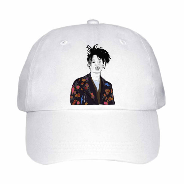 Jaden Smith White Hat/Cap