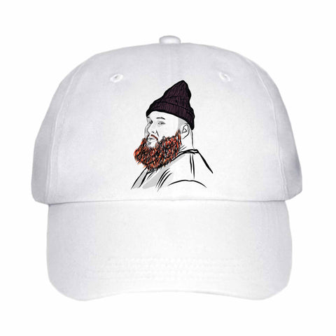 Action Bronson White Hat/Cap