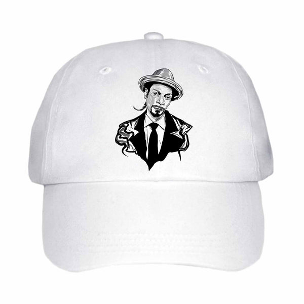 Snoop Dogg White Hat/Cap