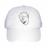 Kodak Black White Hat/Cap