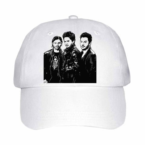 30 seconds to mars White Hat/Cap