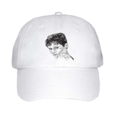 Kehlani Gangsta White Hat/Cap