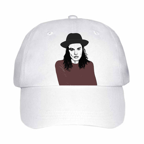 James Bay White Hat/Cap