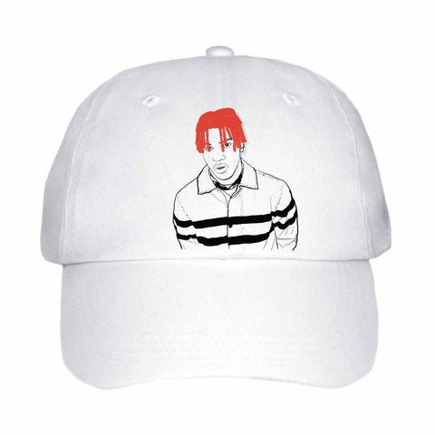 Lil Yachty White Hat/Cap