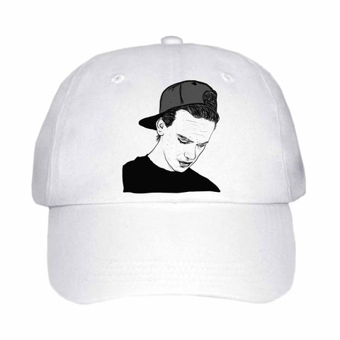Logic White Hat/Cap