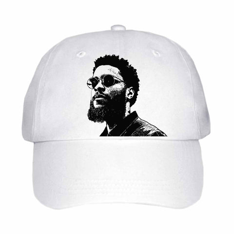 Big K.R.I.T White Hat/Cap