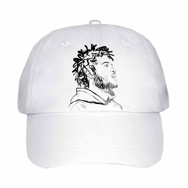 Capital Steez White Hat/Cap ,Babes & Gents, Ottawa, www.babesngents.com