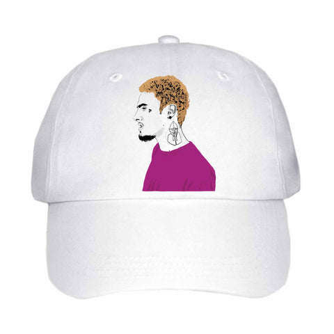 Wifisfuneral White Hat/Cap