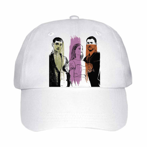 Clean Bandit White Hat/Cap