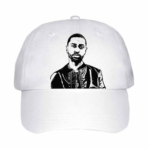 Big Sean 2 White Hat/Cap