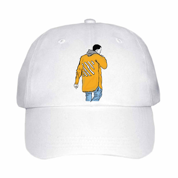 Kanye West Yeezy in Off White White Hat/Cap