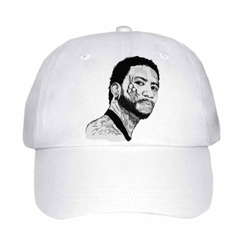 Gucci Mane White Hat/Cap