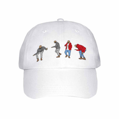 Drake Hotline Bling Dance Hat/Cap // Jumpman views what a time Bling Drizzy Woes 6 god
