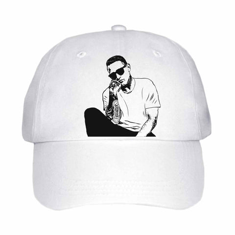 Arizona Zervas White Hat/Cap