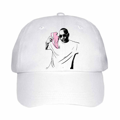 Cam'ron White Hat/Cap