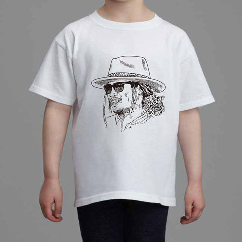 Future Hendrix Kids White Tee (Unisex) // Freebandz DS2 esco metroboomin what a time to be alive rapper