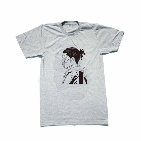 ASAP Rocky Heather Grey Tee (Unisex)