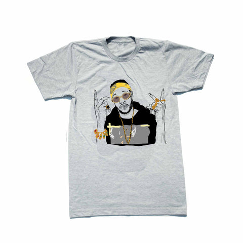 2 Chainz two Grey Tee (Unisex)