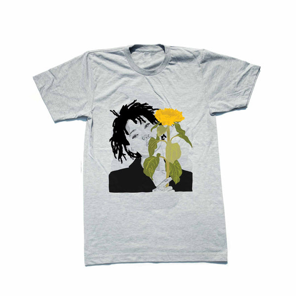Willow Smith Grey Tee (Unisex) // T-shirt // Babes & Gents // www.babesngents.com