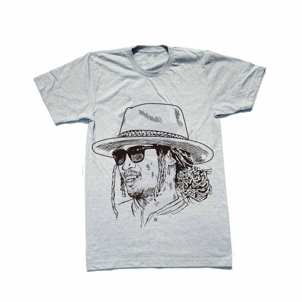 Future Hendrix Heather Grey Tee // Freebandz DS2 esco metroboomin what a time to be alive Dirty Sprite rapper // Babes & Gents // www.babesngents.com