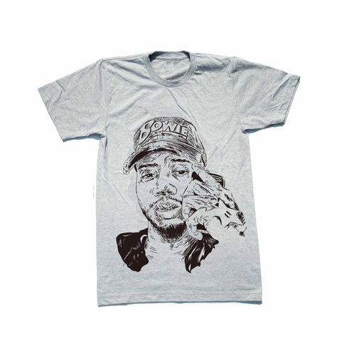 Bryson Tiller trapsoul Heather Grey Tee (Unisex) // madness pen griffey