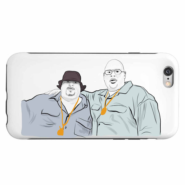 Fat Joe and Big Pun Apple IPhone 4 5 5s 6 6s Plus Galaxy Case // Babes & Gents // www.babesngents.com